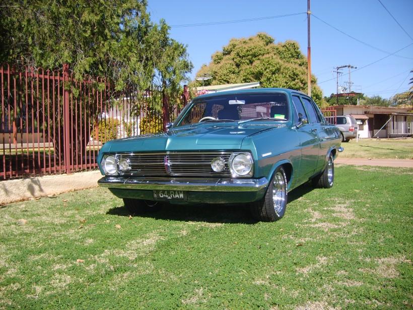 1966 Holden HR