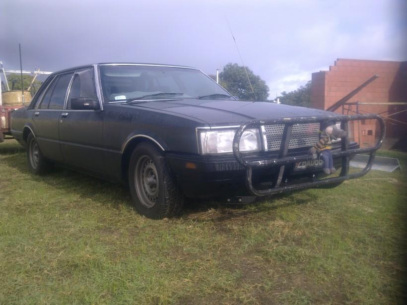 1986 Ford ZL Fairlane