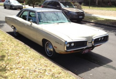1970 Dodge Coronet Ondama Shannons Club