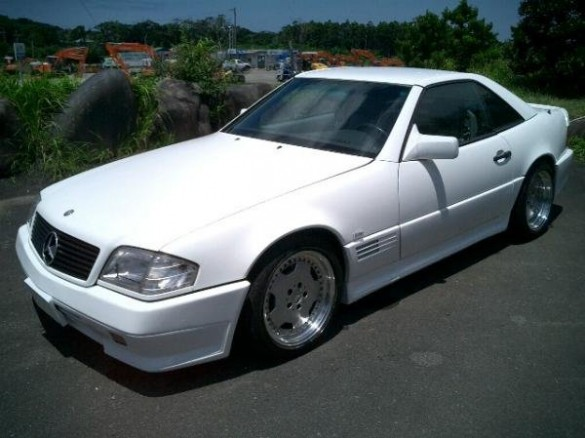 Shannons club for 1991 mercedes benz 500sl