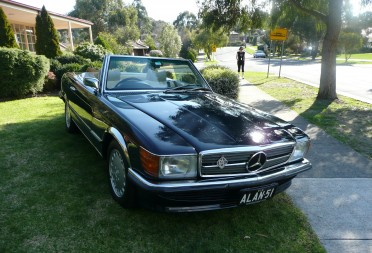 1971 mercedes benz 350sl alan shannons club for Ao service on mercedes benz
