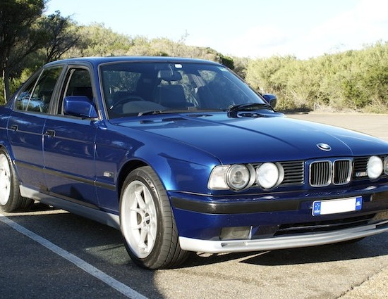 1990 Bmw M5 - E34m5
