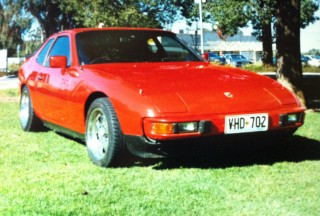 1980 Porsche 924 