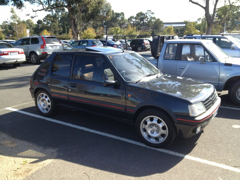 1989 Peugeot 205GTi