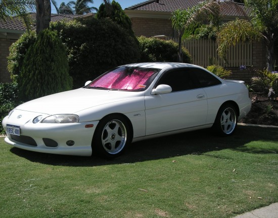 1994 toyota soarer gt lexus sc400 filbee56 shannons club. Black Bedroom Furniture Sets. Home Design Ideas