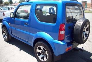 2005 Suzuki JIMNY JLX (4x4)