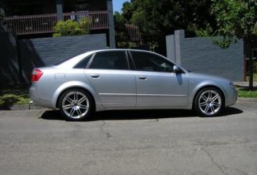 Online Car Auction >> 2003 Audi A4 1.8 QUATTRO - Monty - Shannons Club