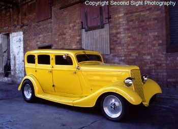 1934 ford hot rod 4 door all steel sedan groova for 1934 ford 4 door sedan