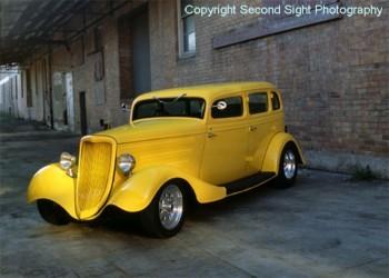 1933 ford hot rod 4 door all steel sedan groova for 1933 ford 4 door sedan