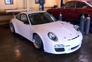 2011 Porsche 997 GT3 Cup Car