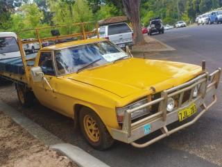 1981 Holden KINGSWOOD