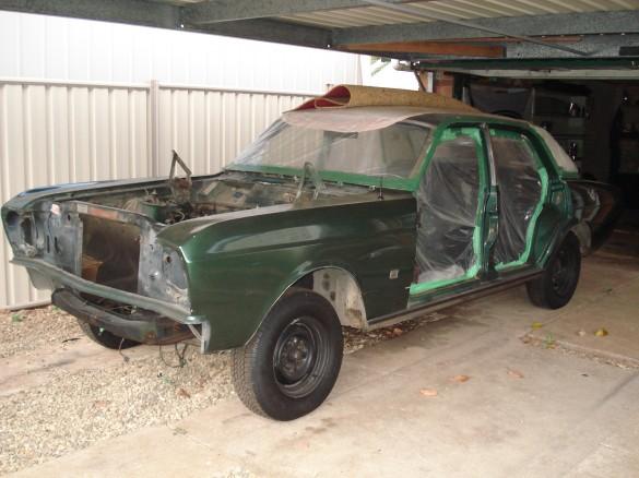 1969 Ford Fairmont XT