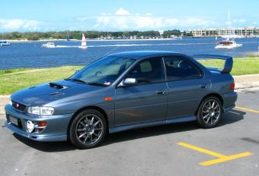 2000 Subaru Wrx Sti Blu32 Shannons Club