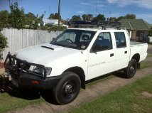 2002 Holden Rodeo 4x4 Sloppys66 Shannons Club