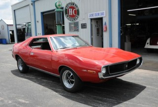 1971 American Motors Javelin 