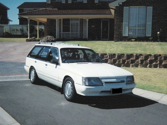 1985 Holden Hdt Brock Vk Commodore Los22 Shannons Club