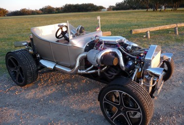 1923 Ford 23t Bucket 23tcb Shannons Club