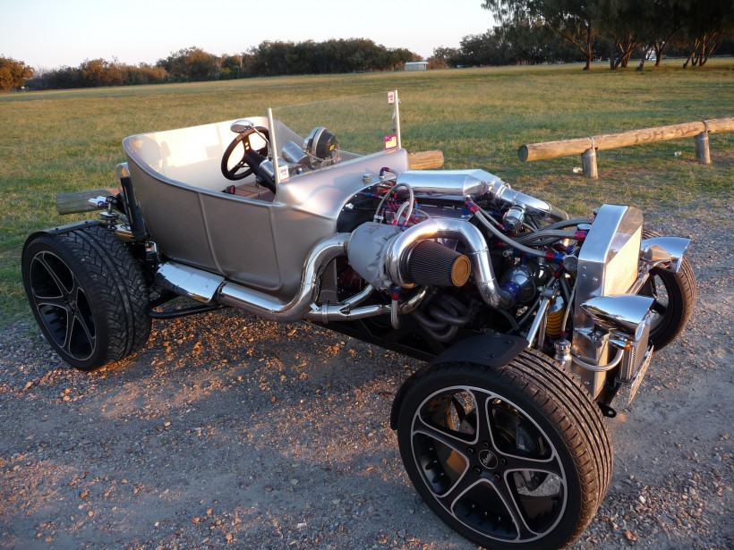 1923 Ford 23t bucket