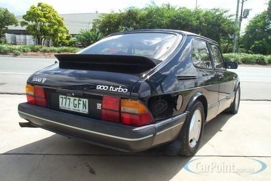 1987 SAAB 900 AERO TURBO 16S