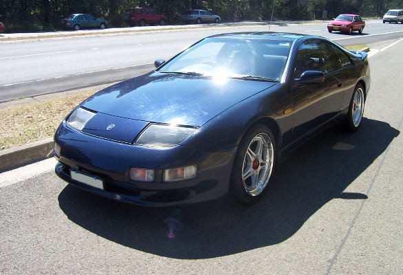 1989 nissan 300zx twin turbo 2 2 t top chili shannons club. Black Bedroom Furniture Sets. Home Design Ideas