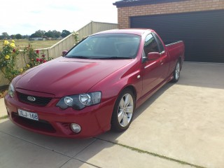 2007 Ford Falcon XR8