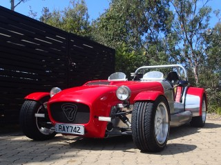 2011 Home Built Clubman Individually Constructed Vehicle