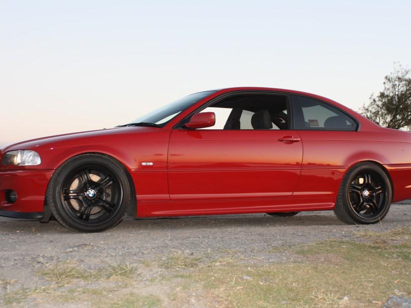 2000 BMW 330Ci SPORT