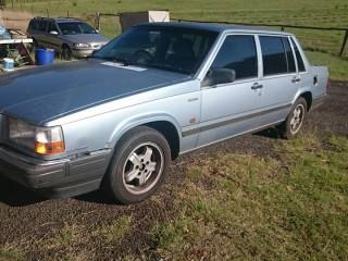 1988 Volvo 740 GL