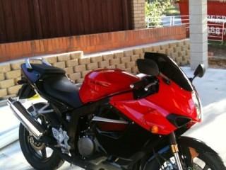 2010 Hyosung 249cc GT250R
