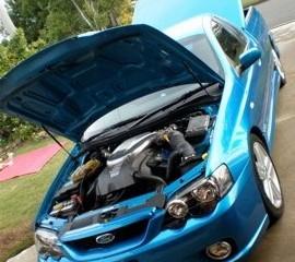 2003 Ford Performance Vehicles Pursuit