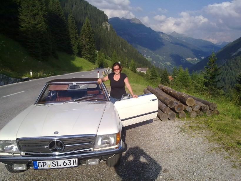 1974 Mercedes-Benz 280SL