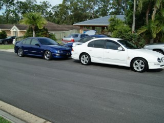 1999 Ford Falcon Xr6 Related Infomation Specifications