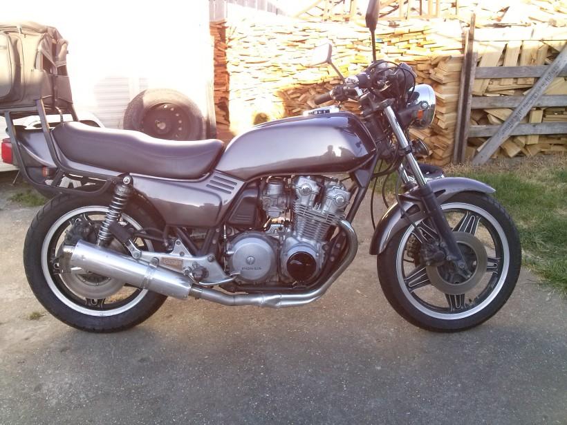 1980 Honda 748cc CB750F2