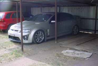 2007 Holden COMMODORE SV6