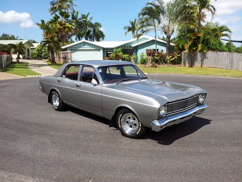 1969 Ford XT Fairmont