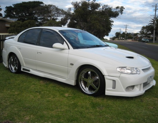 2002 Holden VX Commodore SS