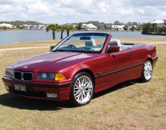 1994 Bmw 325i - Dr341
