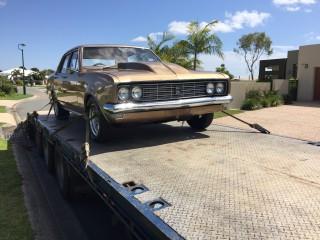 1970 Holden HG PREMIER