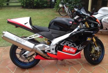 Online Car Auction >> 2000 Aprilia RSV 1000 Mille R - macca27 - Shannons Club