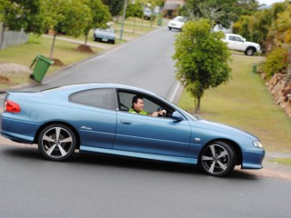 2004 Holden Monaro V2 series III