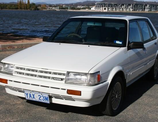 Toyota Corolla Twin Cam Engine