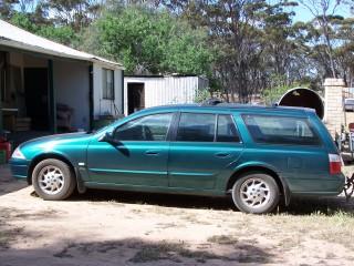 1999 Ford AU