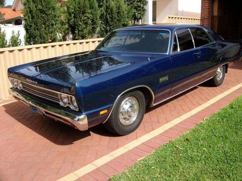 1969 Dodge PHOENIX