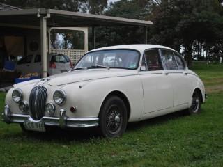 1964 Jaguar MK 11