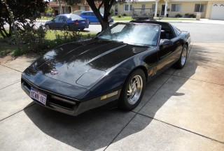 1986 Corvette C4