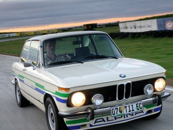 1974 Bmw 2002 Tii Alpina A4 Tribute Classicman