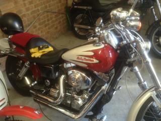 2004 Harley-Davidson 1450cc FXDWGI DYNA WIDE GLIDE