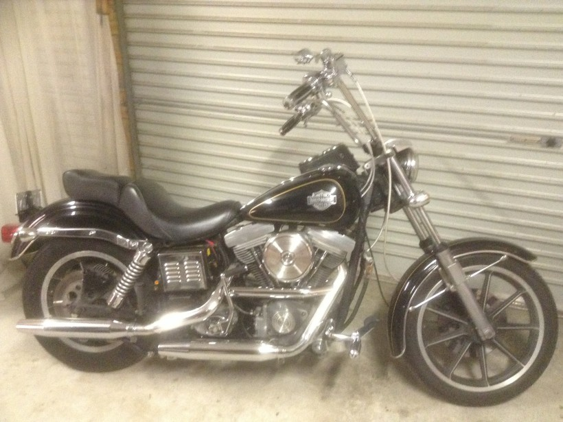 1985 Harley-Davidson FXSB Low Rider