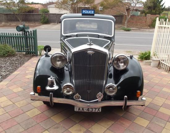 1948 Wolseley 18 85 Series III