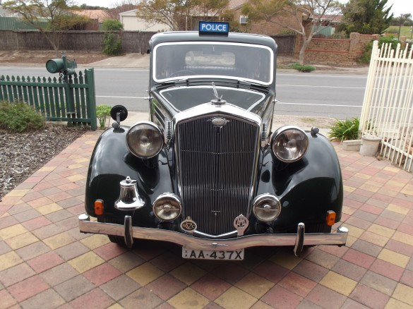 1948 Wolseley 18 85 Series III